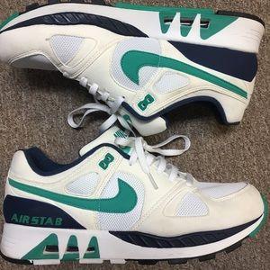 Men's Nike Air Stab, size 12